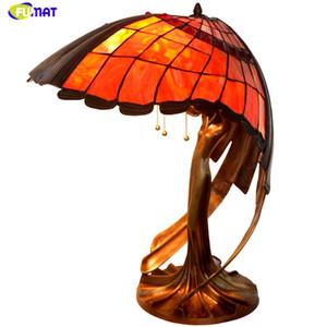 FUMAT светодиодная Настольная Лампа Богиня светодиодный свет Витражи Art Collect Home Decor LED Настольный Светильник для Гостиной Прикроватный Свет