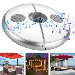 Luce Ombrello multifunzione Ombrellone luci LED USB di ricarica della tenda 48LEDs luce Bluetooth Speaker esterna di emergenza di campeggio luce del giardino della lampada