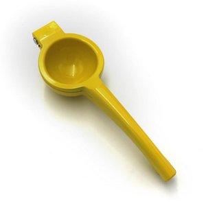 Lemon clipe 3 cores liga de alumínio Lemon Juicer Multi-função manual Espremedor de cozinha Mills