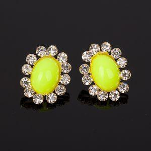 Figurer sur la liste Couleur Ear Nail Set Série Titane Acier Gao Shier Nail petits produits