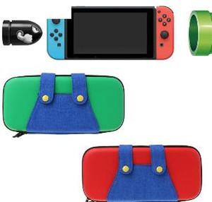 Модный Портативный Чехол для Nintendo Nintend Switch PU Сумка для Хранения Игровой Жесткой Чехол для Nitendo Switch NS Консольные Аксессуары