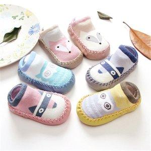 Çocuk çorap, çocuk giyim, karikatür çorap hediye giyim, çocuk giyim, iç mekan zemin çorap, deri
