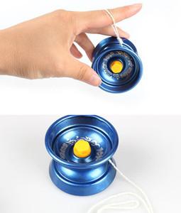 Lega di alluminio metallo Yoyo per bambini e principianti YoYo palle cuscinetto Yoyo per Pro trucchi della novità del bavaglio Giocattoli