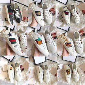 2019 роскошный дизайнер мужской обуви мода роскошный дизайнер женщины повседневная пара с той же повседневной обуви с плоским дном обувь с коробкой