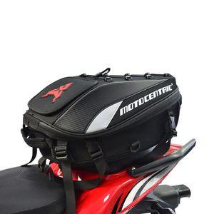 جديد للماء دراجة نارية الذيل حقيبة متعددة الوظائف دائم خلفي دراجة نارية حقيبة الظهر قدرة عالية دراجة نارية متسابق الظهر