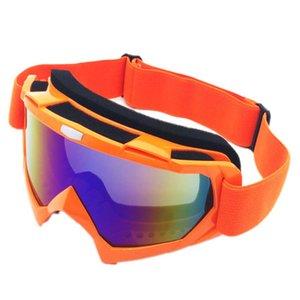 16 Renkler 2020 Bisiklet Snowboard Gözlükler Önlemek Rüzgar Karmobil Dirt Motosiklet Bisiklet Güneş Gözlükleri Motokros Off-Road Gözlük
