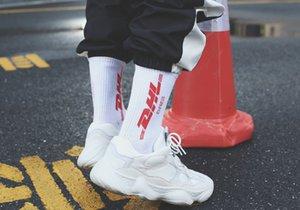 Women Designer Socks Street Socks Popular Logo Medium Tube Socks College of The Style DHL Skateboard Sports Medium Hose