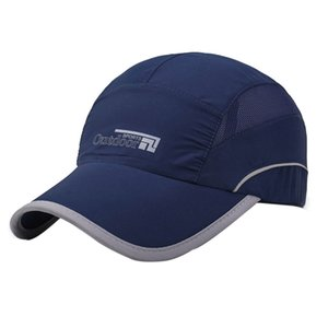 Fashion Quick Drying Summer Hiking Running Cap Men Bone Feminino Breathable Women Snapback Sun Cap For Summer Casquette