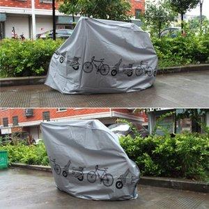 Bisiklet Su geçirmez Kapak Scooter Motosiklet Yağmur Toz Kapağı Bisiklet koruyun Dişli Q6PB Bisiklet Çamurluk