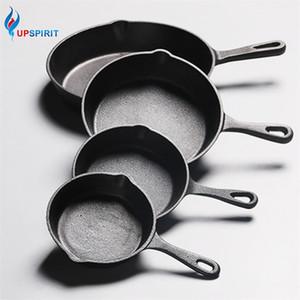 Ghisa Upspirit antiaderente padella padella antiaderente da 14-26 cm per fornello a induzione a gas pentola per frittata all'uovo utensili da cucina utensili per pentole C19041301