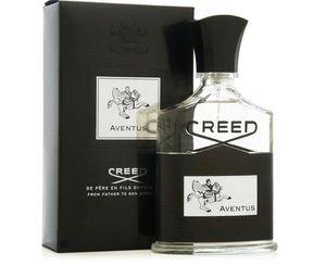 Creed Aventus Perfume Green Irish Tweed серебряная горная вода для мужчин Кельн 100 мл высокого аромата дезодорант с коробкой