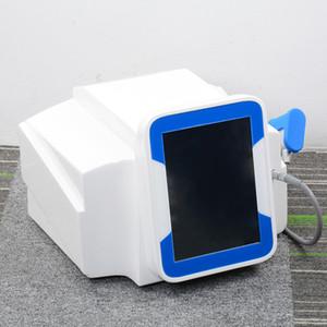 Portable thérapie Shockwave la douleur de la machine soulagent l'onde de choc radial physique Gainswave pour électromagnétiquement ED DHL Livraison