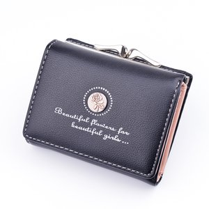 New Design Women PU Leather Tassel Square Mini Wallet Zip Coin Purse Card Holder Clutch Bag