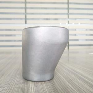 CONC Sıcak satış titanyum konsantrik redüktör Yüksek kalite çin'den ASME B16.9 CONC REDUCER redüktör