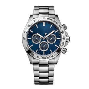 Orologio da uomo in acciaio inossidabile cronografo classico 1512962 + 1512963 moda