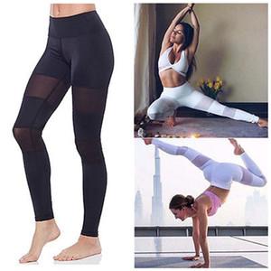 2019 Fashion Trend Mulheres Verão respirável verão calças compridas aptidão Leggings executando Jogging Gym Exercício Sports Skinny Trouser