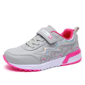 ULKNN Meninas Tênis Para Crianças Sapatos Casuais Sapatos Casuais Meninos Sapatilhas Meninas Esporte Formadores Calçado Escola Moda
