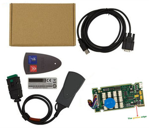 Lexia-3 Ferramenta de Diagnóstico OBD2 Lexia 3 PP2000 Diagbox V7.83 para Citroen Para Peugeot Lexia3 NEC Relé Chip Cheio