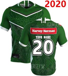 2019 2020 maoríes de Nueva Zelanda de rugby All Stars jerseys Liga Nacional de Rugby NRL camisa camiseta maorí kiwis tamaño de las camisas S-5XL (puede imprimir)