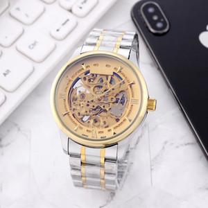 Hot homens relógios de luxo mulheres amantes românticos relógios de grife melhor movimento mecânico automático presente senhora Relógios de pulso Montre de luxe