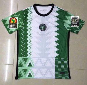 1994 Retro Edition Nigeria Jersey 2020 Starboy Soccer Jerseys Okechukwu Dayo Ojo Osas Okoro Classic Short Sleeved Nigeria Football Uniforms