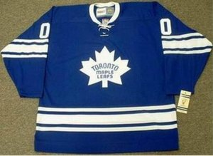Custom Men Youth women Vintage TORONTO MAPLE LEAFS 1960 Customized Any Name & Number Hockey Jersey Size S-5XL or custom any name or number