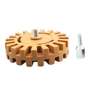 1-Pack gomma Decal Remover, Eraser rotella Sticker Remover per auto, camper, barche