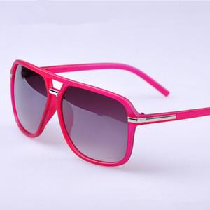 5-color UV400 tasarımcı güneş gözlüğü Avrupa ve Amerikan retro kare güneş gözlüğü erkek ve kadın genel lüks güneş gözlüğü
