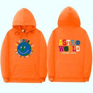 Herren Designer Fleece Pullover Brief WORLD Druck-Art- und Herren Kleidung Frühlings-Herbst-beiläufige Hiphop Paar Kleidung