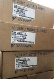 Серводвигатель Yaskawa SGM-08A3NT12 Новое в коробке / Испытание в хорошем состоянии Бесплатная доставка, соответствующая цена
