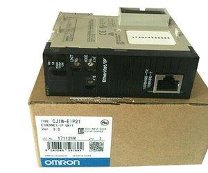 Nouveau Omron CJ1WEIP21 CJ1WEIP21 unité IP réseau Ethernet Controller Module PLC