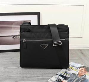 Глобальный бесплатная доставка классический роскошный пакет Холст кожа воловья мужская сумка на плечо лучшее качество сумки 251 размер 30 см 27 см 5.5 см