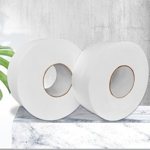 Free Shipping Top Jumbo Soft Roll Home Toilet Paper 4-Layer Native Wood Toilet Paper Pulp Rolling Paper Strong Water Absorption