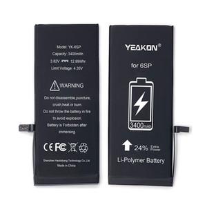 Bateria do telefone móvel para o telefone 6S Além disso Replacement Lithium Polymer Zero Ciclo bateria testada Saúde 100