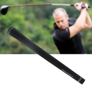 1 шт Классический гольф сцепление Хлопок Golf Покрытием Brassie Ручка крышки Velvet Черный Стандартный размер 600 Round Golf Club Возьмитесь