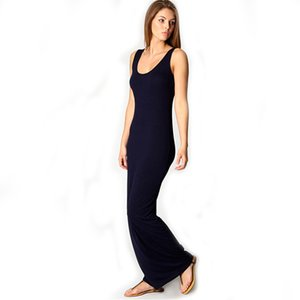 Scoop Neck Bodysuit Dress Long Step Dresses new Designer t shirt Maxi Dress Fashion summer Women Clothes will and sandy gift