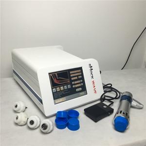 RSWT alta qualità professionale sistema di terapia onde d'urto radiali / extracorporea fisica attrezzature onde acustiche per il trattamento ED