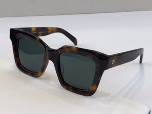 kadınlar kare kare yeni güneş gözlüğü Basit bir atmosfer vahşi tarzı UV400 koruma mercek gözlük top 4S130 modacı güneş gözlüğü