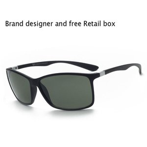 Occhiali da sole di alta qualità donna uomo Moda Occhiali da sole oculos vintage ultra-strutturati gafas de sol drop shipping con astucci e scatola al dettaglio
