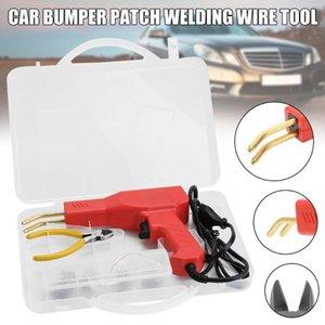 Saldatori Garage Strumenti Hot Staple kit di riparazione del PVC per il veicolo auto Paraurti Dashboard L9