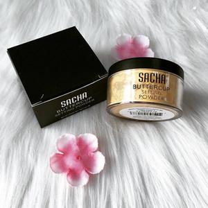 EPACK Vente chaude 2018 Nouvelle Arrivée Sacha Buttercup poudre de maquillage SACHA poudre de maquillage pour le visage poudre libre