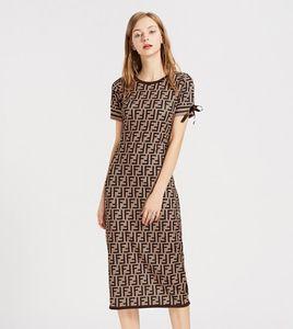 Sommerkleid 2019 Frauen Elegante Vintage Office Business bodycon Kleid Brief Dünne Kurzarm Mantel Party Kleider Tageskleider