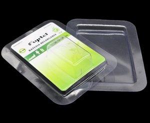 Caja del teléfono clamshell blister blister aspiradora blanco personalizado de plástico para los cosméticos y juguetes --- PX3025