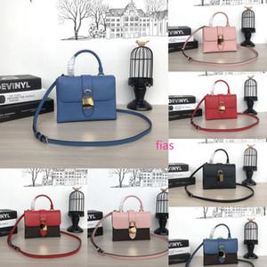 Top quality LOCKY BB handbags purses Messenger bags shoulder handbags luxury designer women tote bags fashion leather CrossBody bags