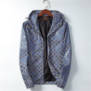 2020 Moda para hombre diseñadores chaquetas rompevientos chaqueta con capucha MenBrand Mujeres Otoño Invierno Casual Deportes sudaderas chaquetas abrigos bbg