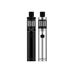 Original Justfog FOG1 Starter Kits 2ml Tanks and 1500mah FOG1 Battery with Designed Anti-spit Coils all-in-one vape pen