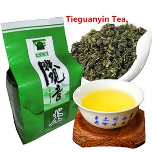 Hot sales 50g Chinese Organic Oolong Tea Premium Anxi Tieguanyin Classic Oolong Green Tea Health Care New Spring Tea Green Food