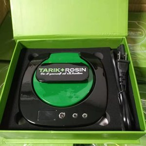 NOUVEAU tyrannosaure tarik Rosin Press outil Extracting, chaleur machine de presse, TarikRosin Extracting / T-REX Rosin E Pipe Cigarette