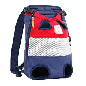 Pet Dog Transportadora Backpack malha camuflagem exterior de viagem produtos respiráveis ombro Handle Bags cão pequeno Cats Chihuahua