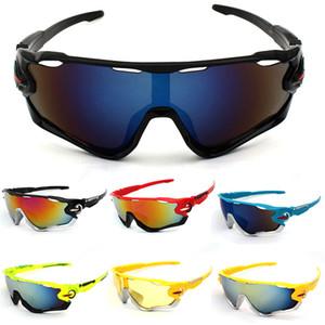 Top Style Polarizer Vermelho Amarelo Preto Óculos Azul Cinzento Eyewear Verde Ciclismo Óculos Mulheres Homens Driving protegido Moda Óculos
